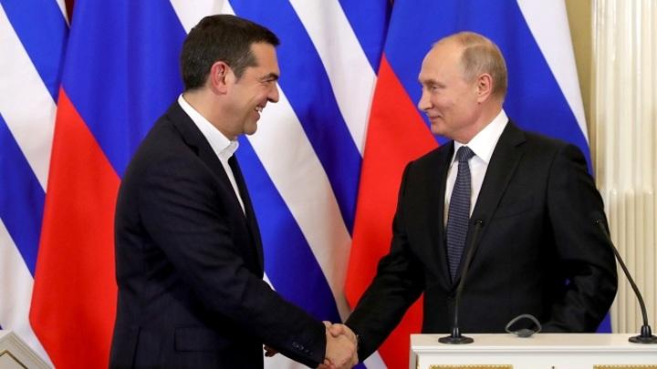 Путин дал шанс Ципрасу