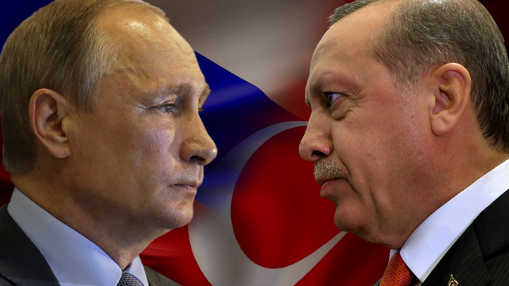 Встреча Путина и Эрдогана: Новый шаг к евразийскому единству