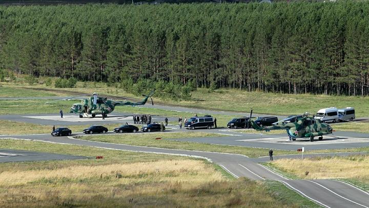 Лазерный кошмар Запада «Пересвет» поступил на вооружение армии России