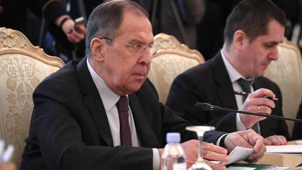 Лавров назвал неправдою заявления, что санкции США нацелены против русских предпринимателей