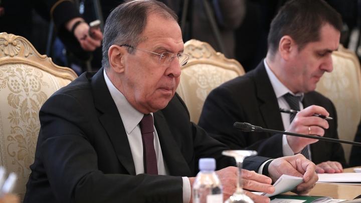 Мы теряем остатки доверия к Западу: Лавров спрогнозировал последствия атаки на Сирию