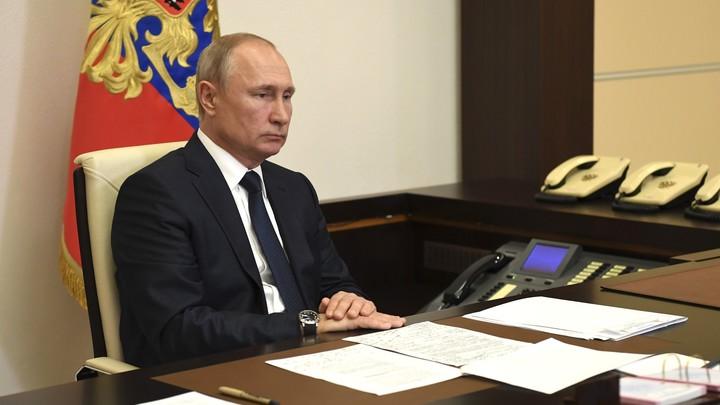 У Путина остались вопросы после доклада министра о ЧП в Норильске