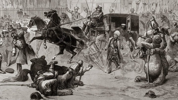 Цареубийство Александра II: Теракт, за который большевики выплачивали пенсию