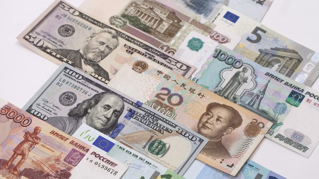 Центробанк: 30% продолжительных вкладов граждан России хранятся виностранной валюте