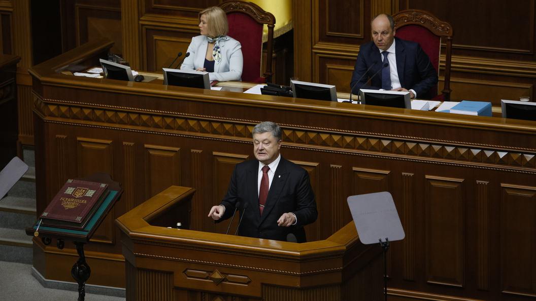 Порошенко хочет распродать Украину исключительно западным компаниям