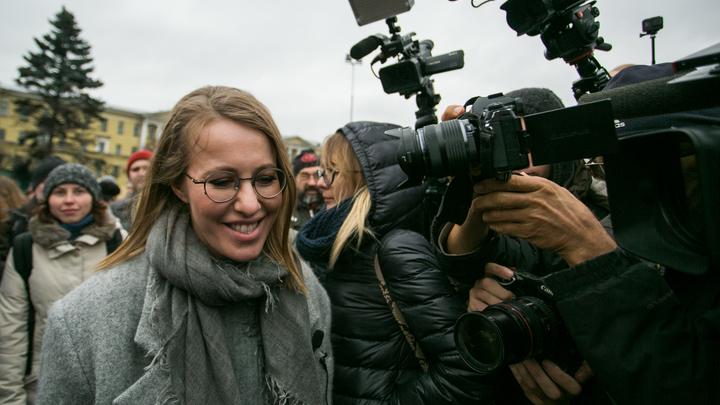 Дебаты в новом формате: Собчак получила аккредитацию на пресс-конференцию Путина