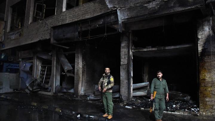Двое погибли, шестеро пострадали: В Сирии нанесли удары по дипломатам, а военные сбили неизвестную цель