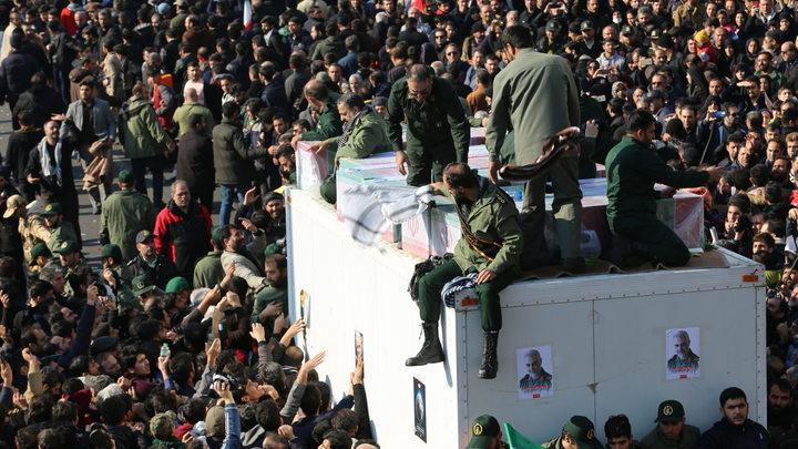 Число погибших превысило 50 человек: Количество жертв массовой драки в Иране продолжает расти