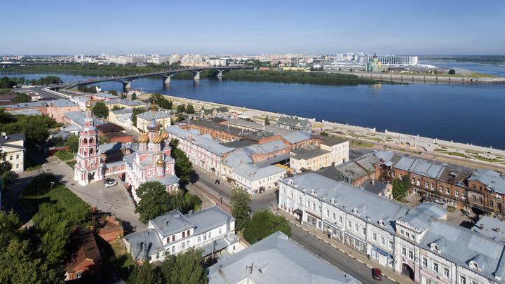 Сквер на Юбилейном бульваре в Нижнем Новгороде открылся после благоустройства