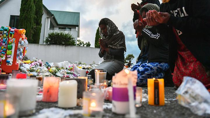 На кого работает убийца мусульман в Крайстчёрче?
