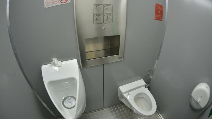 Ростовские власти закупят туалеты на 29 миллионов рублей