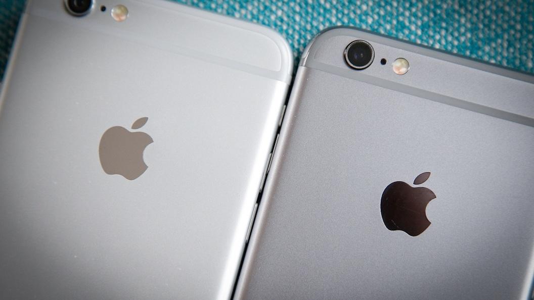 Стоимость IPhone 6s упала вРФ допсихологической отметки