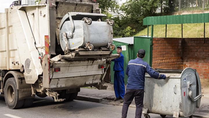 В Курганской области снизили оплату за вывоз мусора
