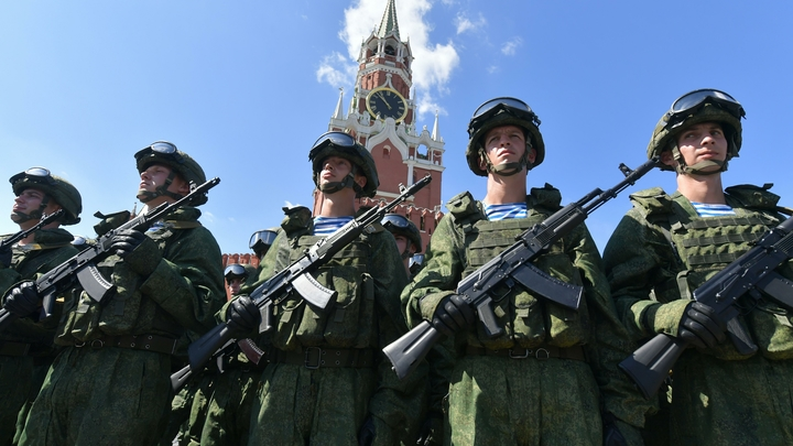 Россия увеличила военный потенциал на границе с Западом на тысячу единиц боевой техники