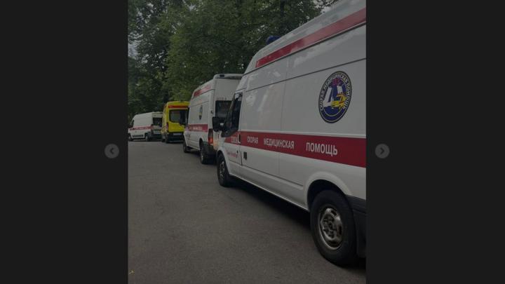 Соседство уже не кажется безопасным Горчакова привезла сына Пьехи домой и рассказала об обстановке