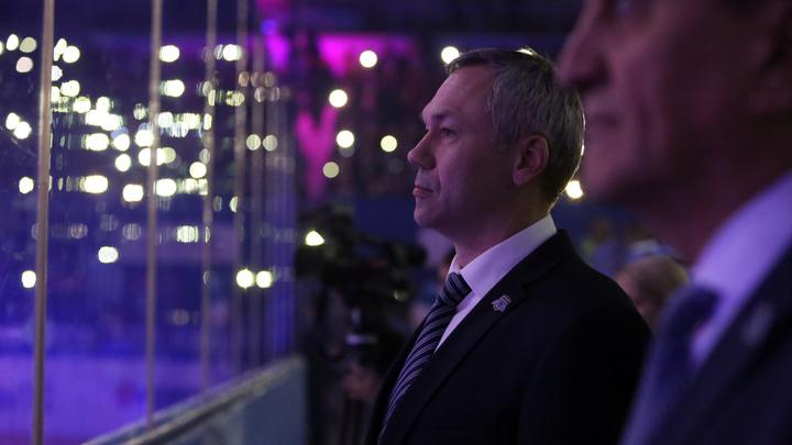 Эксперты оценили отношение в соцсетях к губернатору Новосибирской области