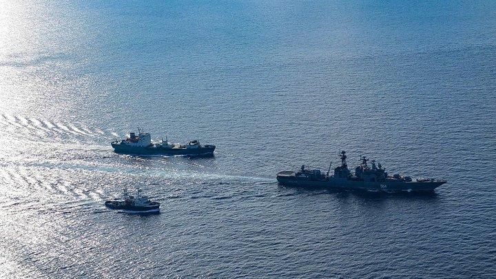 Командиров и экипажи ВМФ России научат более решительно отвечать нарушителям - инсайдер