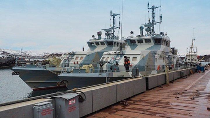 Русский охотник за подводными диверсантами будет нести службу у берегов Сирии