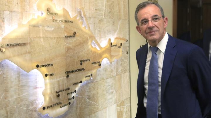 Франция - Крым: Год спустя