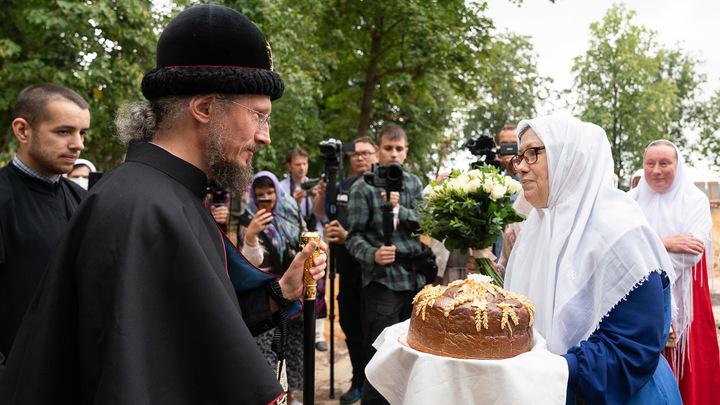 Вакцина от русофобии: В столице Белоруссии заложен первый старообрядческий храм Русской Церкви