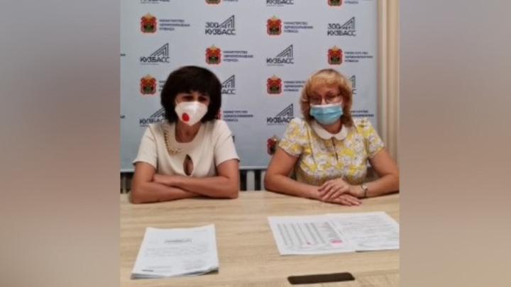 Власти Кузбасса рассказали о вакцинации детей от коронавируса