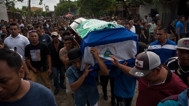Реформа отменена - а протесты продолжаются: Счет погибших в Никарагуа растет