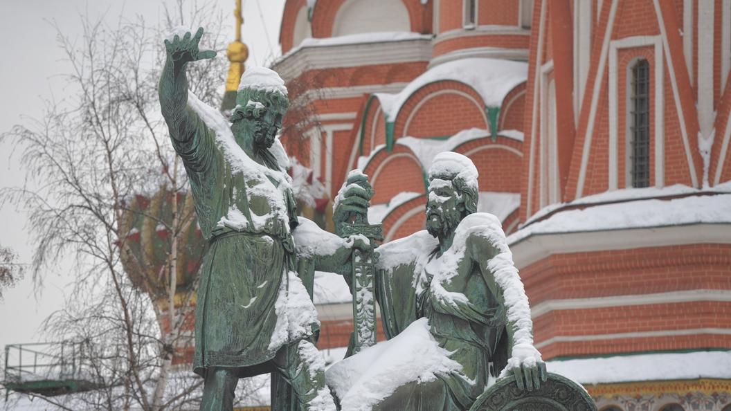 В столице России ввыходные похолодает до