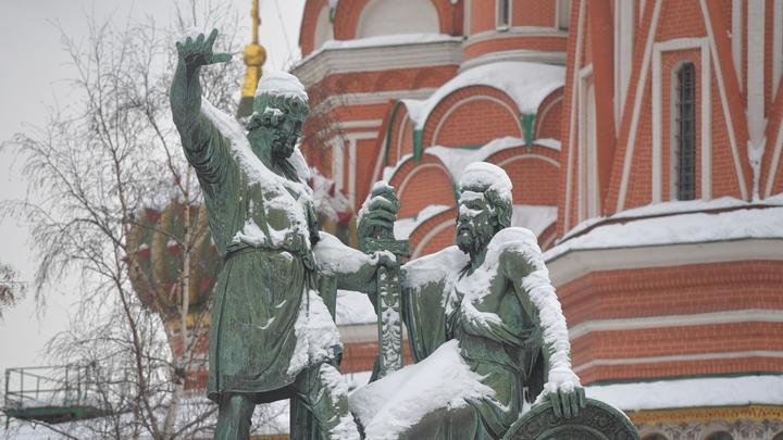 Москвичам обещали январские морозы в марте