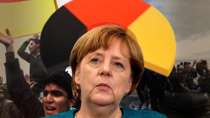Мигранты раскачали трон Меркель
