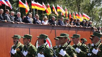 Суверенитет Южной Осетии. Они хотели остаться в единой стране