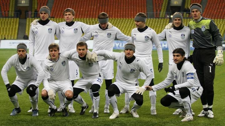 В финале Кубка России по футболу впервые в истории могут сыграть два клуба первого дивизиона