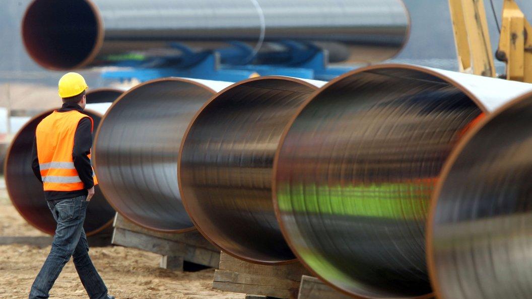 «Опасность нависает над нами»,— германский партнер «Газпрома» раздумывает бросить «Северный поток— 2»