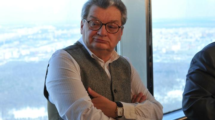 Святые люди!: Больной раком ведущий Беляев похвалил врачей, отказавшихся от третьей операции