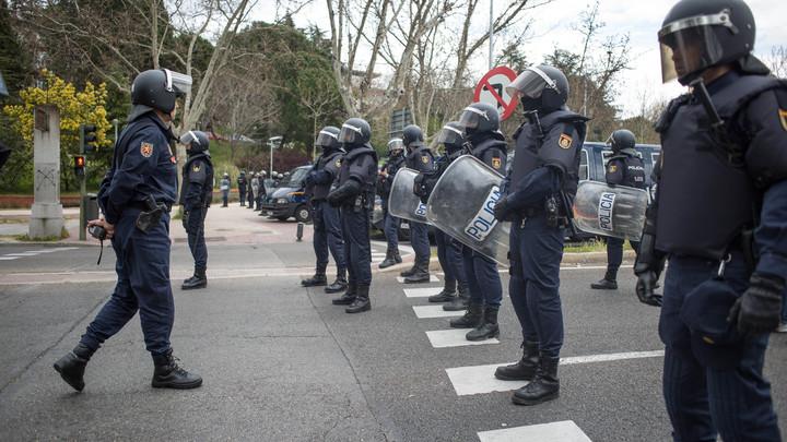 Испанцы проведут антифашистскую демонстрацию перед матчем Атлетик – Спартак