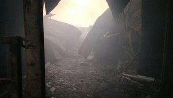 Названа причина пожара в иркутском доме престарелых