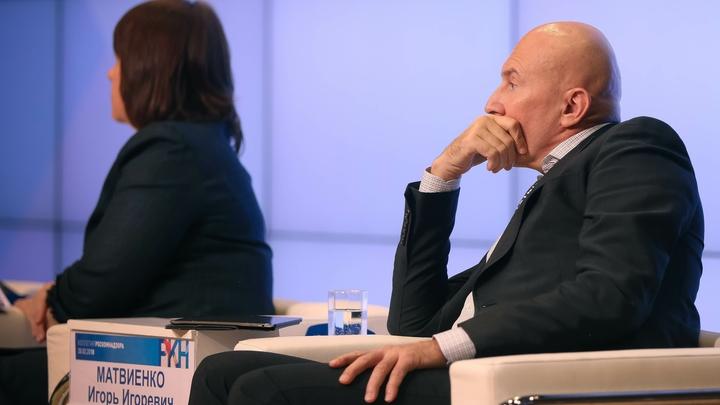 Матвиенко рассказал, кто может спеть о нормальных ценностях на Евровидении