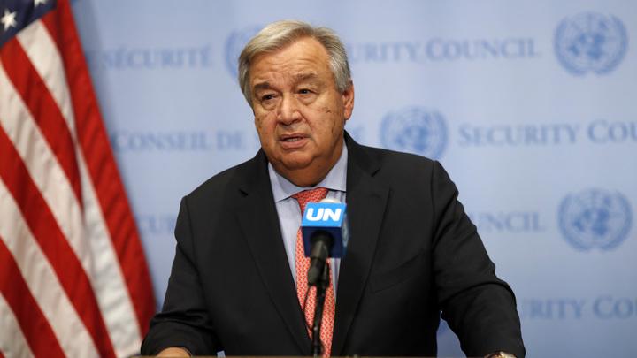 «Встревать не собираемся»: ООН самоустранилась от спора США и КНДР по ядерному оружию