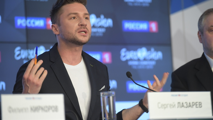 Был страх упасть, я плакал: Лазарев раскрыл свои страхи перед выступлением на Евровидении
