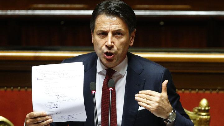 Самый странный кризис в истории: Эксперт об отставке премьер-министра Италии Джузеппе Конте