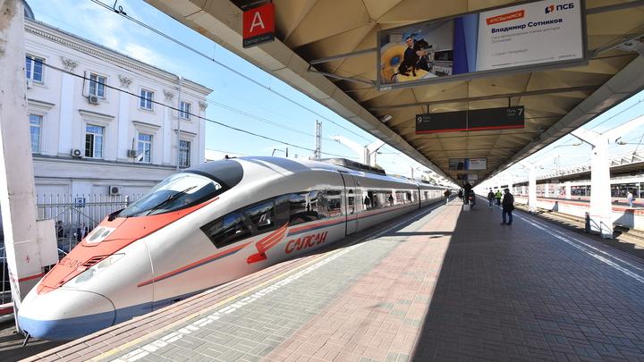 Высокоскоростная магистраль Москва — Петербург изменит маршрут ради Великого Новгорода