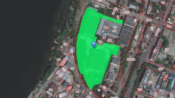 На стрелке рек Волги и Самары хотят построить жилой квартал высоток