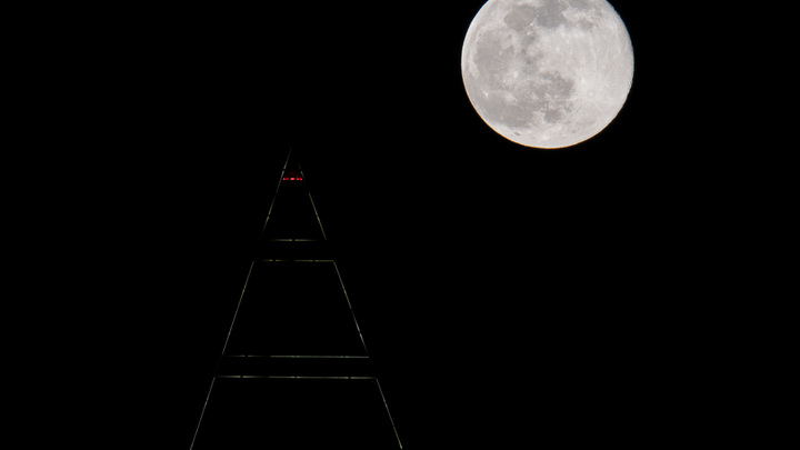Россия и Китай создадут совместную лунную станцию. Страны уже подписали меморандум