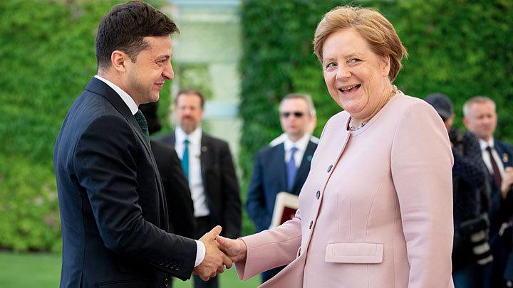 Труба в обмен на санкции от Германии