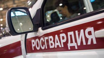 В Росгвардии объяснили движение колонны военной техники в сторону Белоруссии