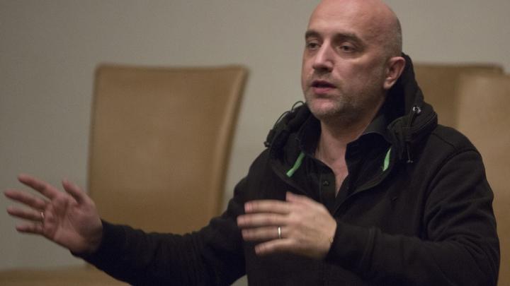 Прилепин о погибшем сослуживце: Он воевал и за Донбасс, и за Сирию