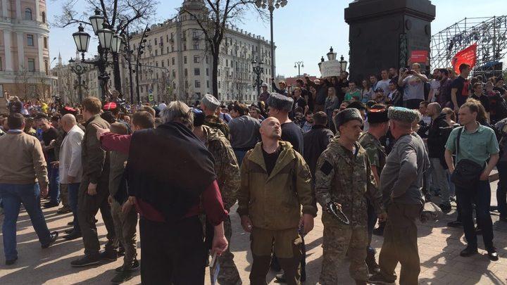 Казаки ответили на провокацию: Иван Бобренок указал на провал позиции Шевченко
