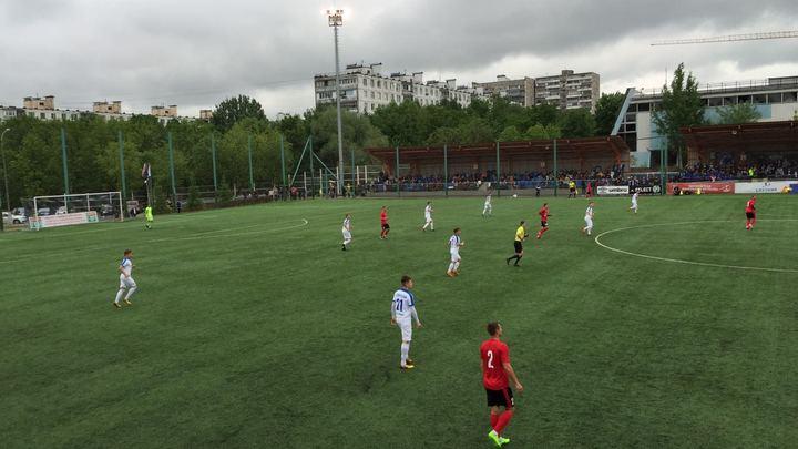 В русском футболе появилось новое явление – в ФНЛ выходит команда с нашего двора!