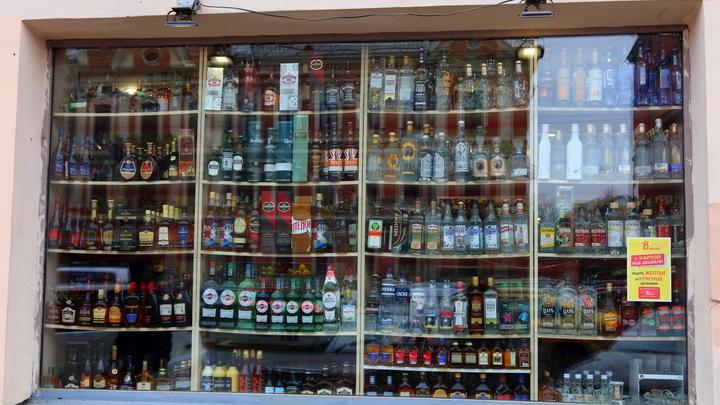 Алкоголь с 21 года: Правила продажи спиртного в России должны быть изменены - Минздрав