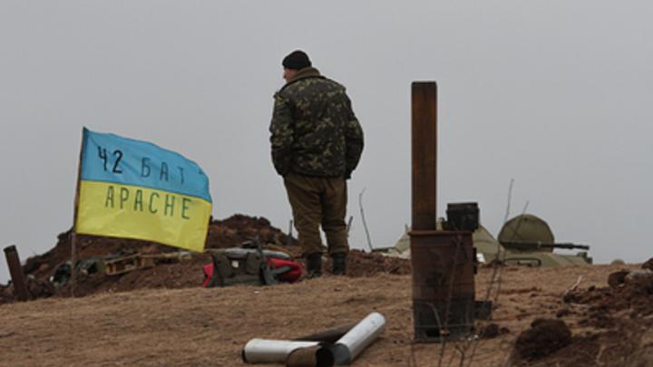 Украинские диверсанты замаскировались под ополченцев ДНР - фото рассекреченных подделок