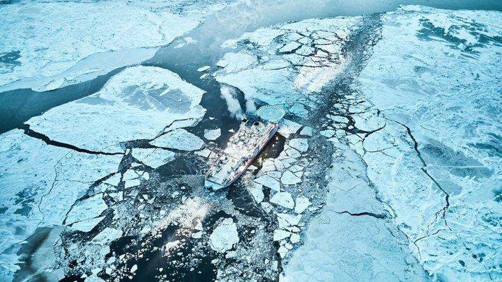 На благо Арктики: В Санкт-Петербурге увеличено строительство атомных ледоколов